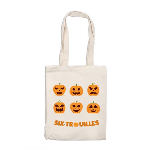Tote Bag Six-trouilles