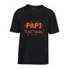 T-shirt Papi, on joue ?