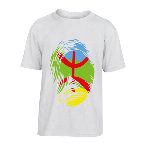 T-Shirt Empreinte Kabyle