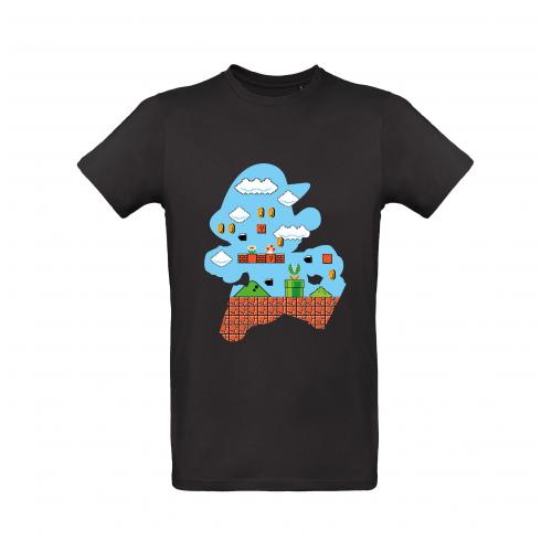 T-Shirt Mario World