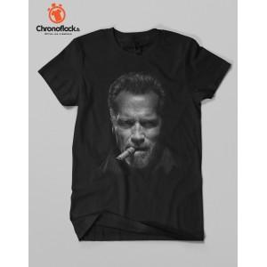 T-Shirt Schwarzenegger