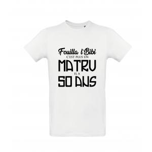 T-Shirt Fouilla l'bibi